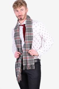 Vintage Burberry nova check scarf