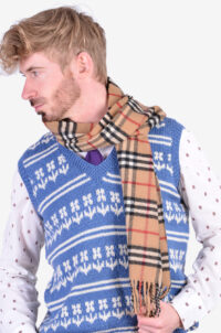 Vintage Burberry scarf