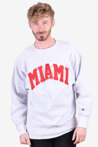 Champion reverse weave Miami sweatshirt