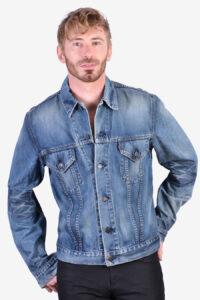 Men's vintage 70500 denim jacket