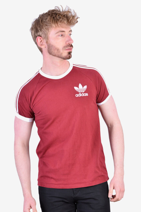 Retro Adidas t shirt