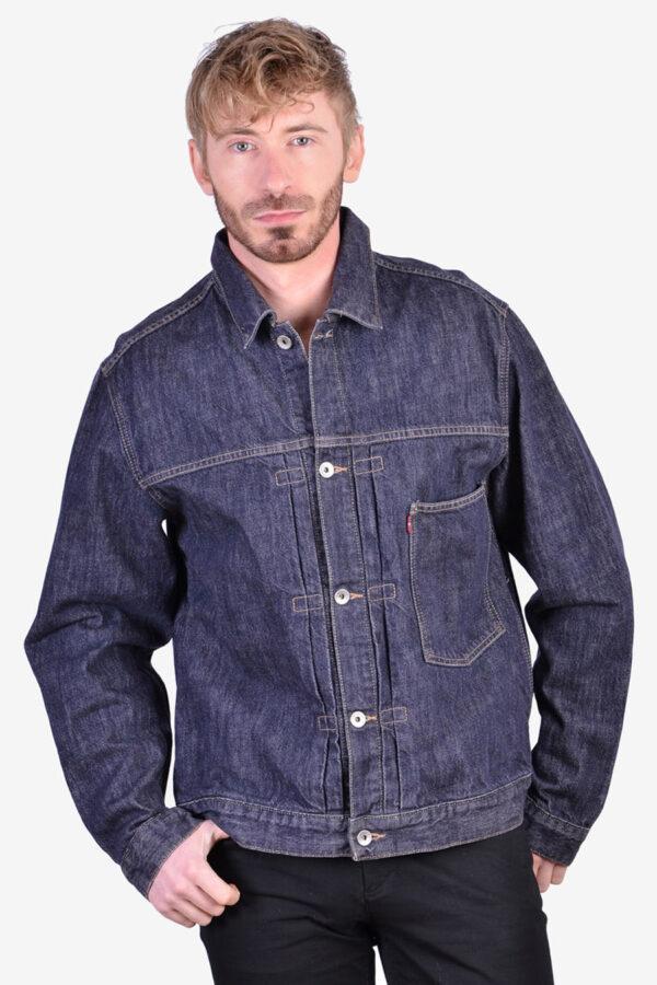 Vintage Levi 70501 denim jacket