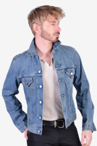 Vintage Levi's 70500 denim jacket
