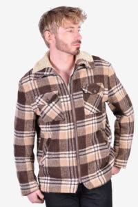 Vintage 1970's lumberjack jacket