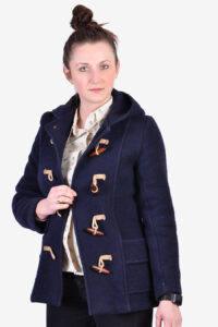 Women's vintage Gloverall duffle coat
