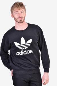Vintage Adidas trefoil sweatshirt