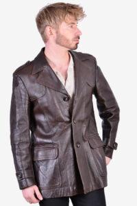 Vintage 1970's Burton leather jacket