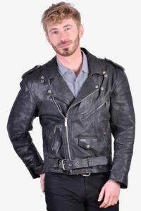 Vintage perfecto biker jacket