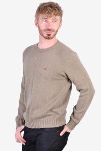 Vintage Ralph Lauren green sweater