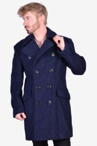 Vintage 1970's wool coat