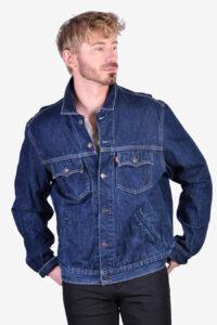 Vintage Levi's 70570 denim jacket