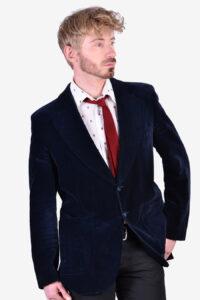 Vintage men's St Michael velvet jacket