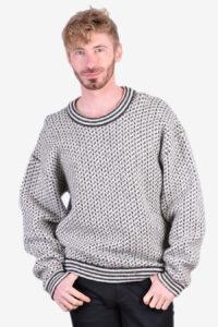 Vintage Norwegian jumper