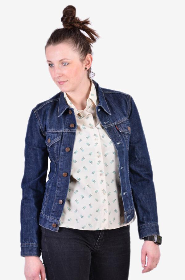 Vintage women's Levi's denim jacket