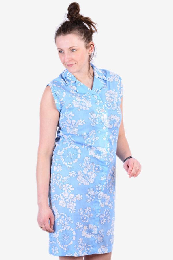 1970's shift dress