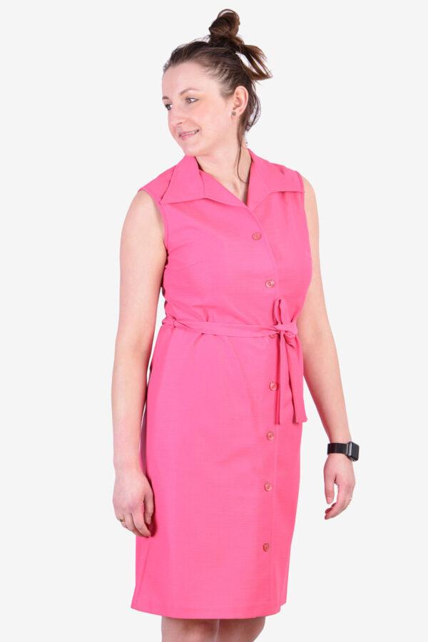 Vintage St Michael sleeveless shift dress