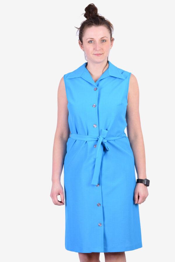 St Michael sleeveless shift dress