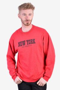 Vintage New York University sweatshirt