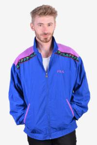 Vintage retro Fila jacket