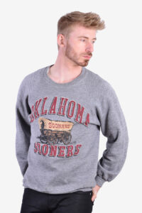 Vintage Oklahoma Sooners sweatshirt