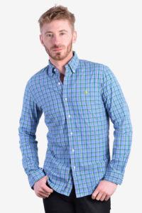 Vintage Polo Ralph Lauren plaid shirt