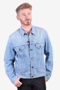 Vintage Levi's 70550 denim jacket