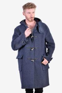 Traditional English duffle coat