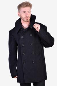 Vintage Naval Factory Clothing pea coat