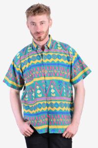 Vintage 1980's short sleeved shirt