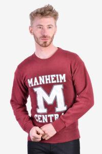 Vintage Manheim Central sweatshirt