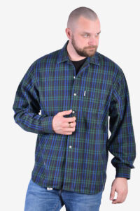 Vintage Valentino flannel shirt