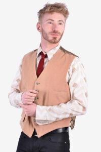 Vintage 1960's waistcoat