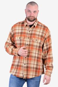 Vintage Timberland flannel shirt