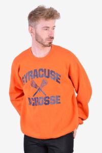 Vintage Syracuse Lacrosse sweatshirt
