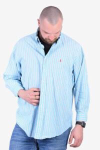 Vintage Ralph Lauren striped shirt