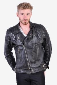 Vintage TT Leathers biker jacket