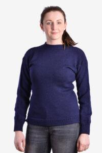 Women's vintage Guernsey jumper