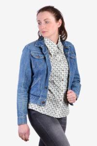 Women's vintage Wrangler denim jacket