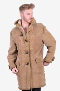 Vintage Gloverall corduroy duffle coat