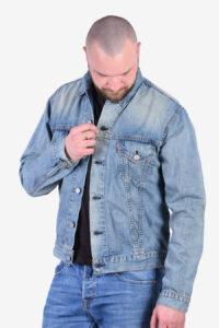 Vintage Levi 72530 denim jacket