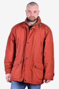 Vintage Baracuta waterproof coat