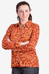 1960's women's shirt i