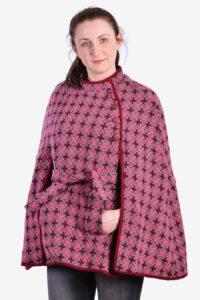 Vintage Eclipse Welsh Woollens cape