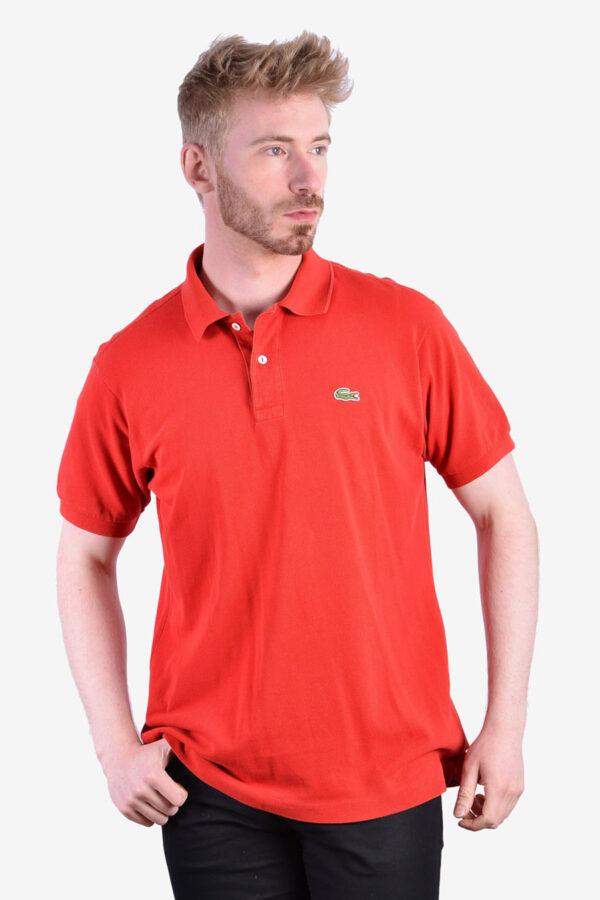 Lacoste vintage polo shirt