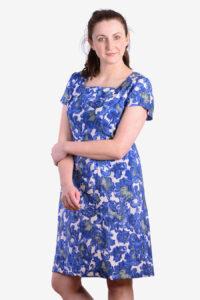 Vintage 1960's floral day dress