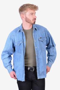 Vintage Lee Riders denim shirt
