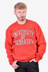 Vintage University Of Nebraska sweatshirt