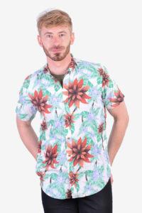 Vintage Ben Sherman Hawaiian shirt