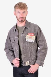 Vintage 1980's Levi's corduroy jacket