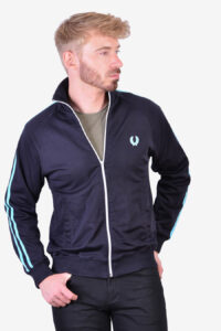 Vintage Fred Perry track top